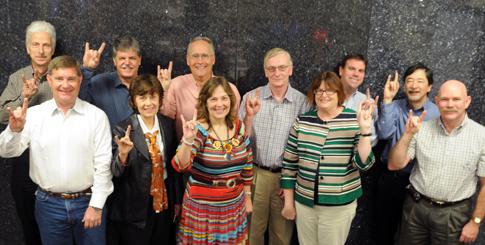 FANs Board - Spring 2013