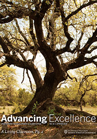 Advancing Excellence Spring 2018