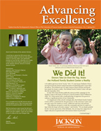Advancing Excellence Cover Volume 7