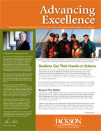 Advancing Excellence Volume 9