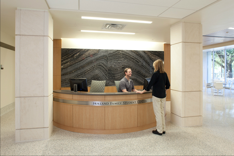 JSG Student Center Front Desk