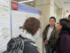 UT Poster Session, AMS reception