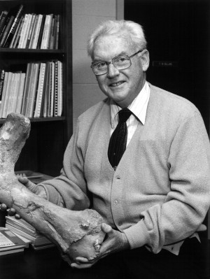 Special Volume Honors Late Paleontologist Wann Langston Jr.