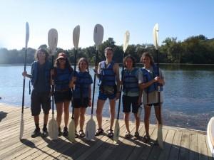 Kayaking 10.29.14