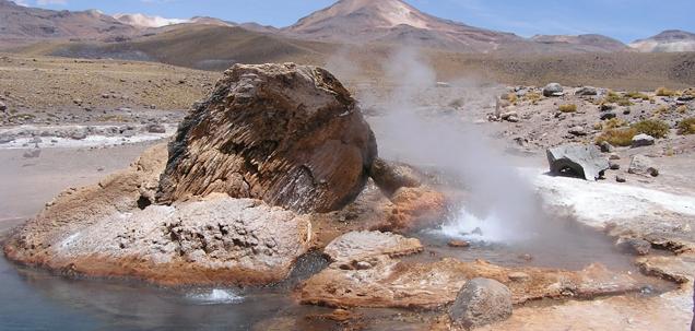 Geochemistry of El Tatio Geyser Field Waters