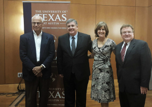 Argentine Delegation and The University of Texas share lessons on shale oil and gas