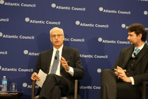 Jorge Pinon at Atlantic Council