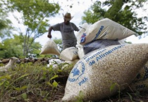 Drought leaves up to 2.81 million hungry in Central America