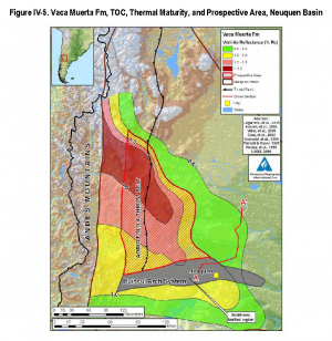 YPF announces new Vaca Muerta shale gas find