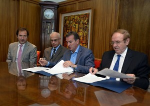 Argentinian Government and The University of Texas Sign Educational Agreement in Mendoza