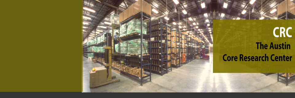 CRC has 2 million boxes of geologic material