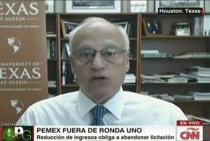 Pemex drops out from Round One