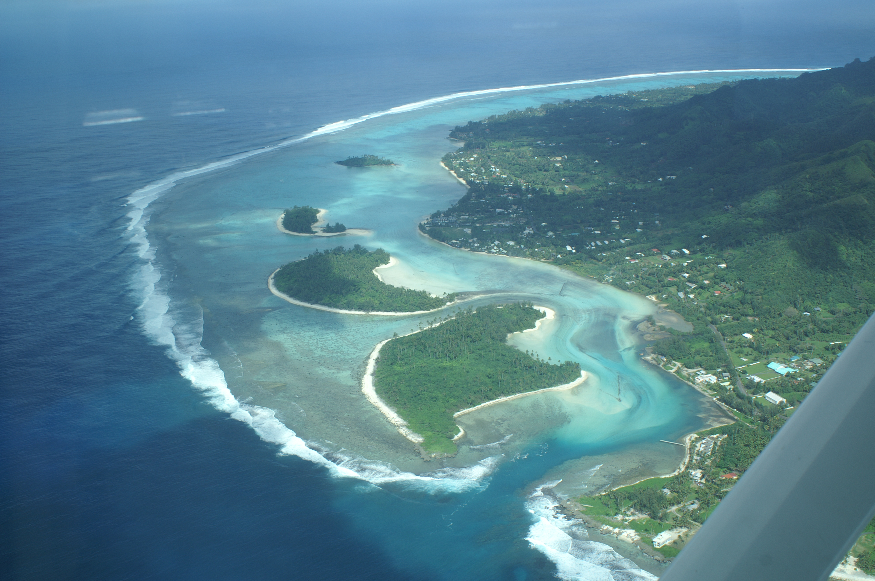 Scratching The Surface Hydrogeologists Study Human Impacts On Pacific Island Reef Jackson