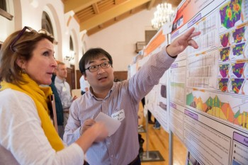 Winners of the 4th Annual Jackson School Research Symposium