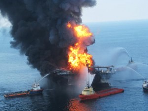 Deepwater Horizon Oil May Sit On Ocean Floor, But How Did It Get There?