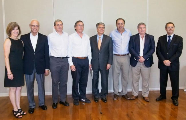 UT Jackson School Hosts Argentinian Delegation to Discuss Energy, Environment and Sustainability