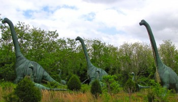 Brachiosaurs via Flickr by London looks cc by 2.0
