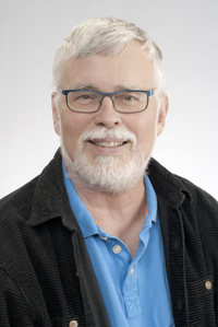 Cliff Frohlich, associate director of the Institute for Geophysics