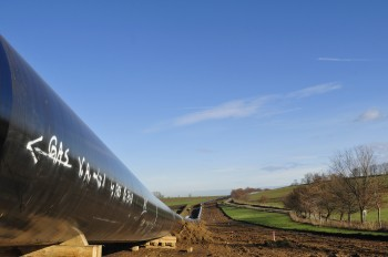 Gas pipeline. Getty Images.