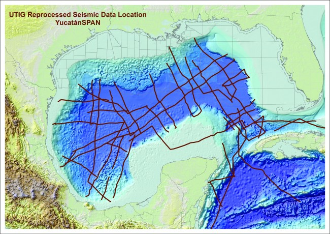 Gulf Basin Data: Current Events Spark New Life For Decades-Old Research
