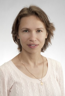 Svetlana Ikonnikova,, BEG research associate