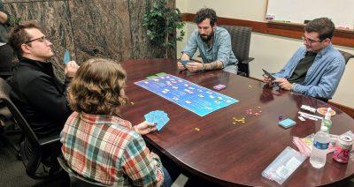 Fossil Board Game B3