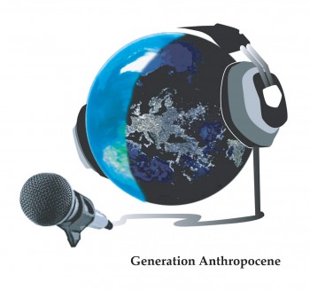 Generation Anthropocene Podcast Logo