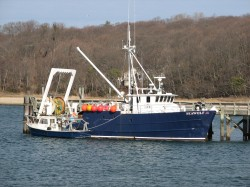 Stony Brook University research vessels
