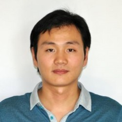 Lead author Jin Liu, a postdoctoral researcher at Stanford and Jackson School of Geosciences alumnus. Jin Liu