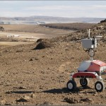 Next summer, the team will use K10, a robot equipped with cameras, 3-D laser scanners and other instruments, to conduct a robotic follow-on to Helper's geologic traverse.