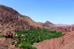A view of Morocco's Dades Valley.