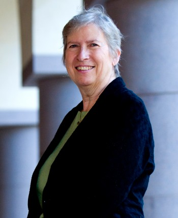 Sharon Mosher, Dean of the Jackson School of Geosciences