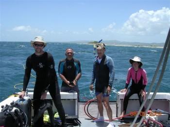 PR Dive Team