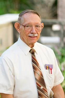 Professor Jim Sprinkle Retires