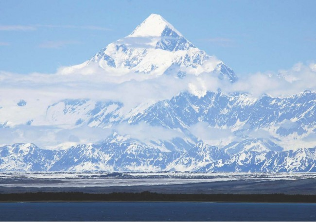 Climate Can Grind Mountains Faster Than They Can Be Rebuilt