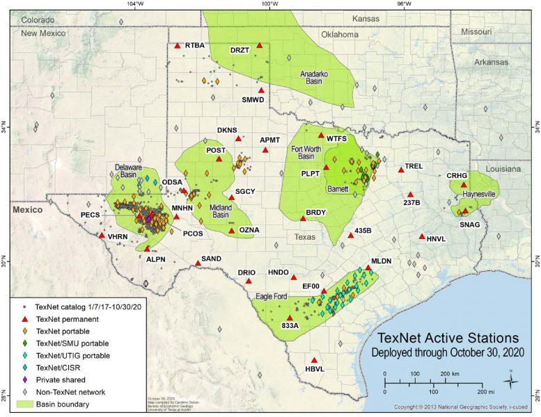 Texnet Map 10 30 20
