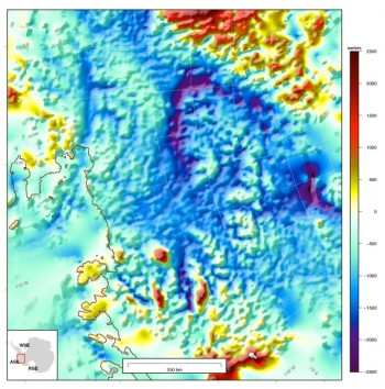 WAIS Bed Topography