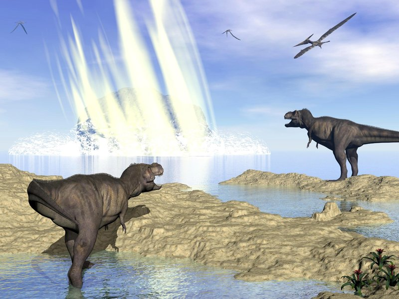 We Finally Know How Much The Dino-Killing Asteroid ...