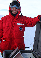From Austin to the Poles: Ginny Catania Continues UT Tradition of Leading Polar Research