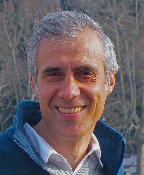 Claudio Headshot