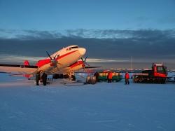 DC3 Refueling