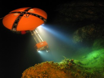 NASA-funded Robotic Sub Makes Final Dive To Reach Bottom of Earth's Deepest Sinkhole