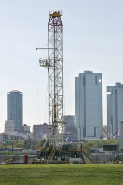 Fort Worth Drilling Rig