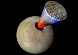 Ocean Below Ice of Jupiter Moon May Have Heat, Energy to Sustain Life