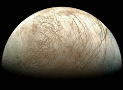 Europa from Galileo Spacecraft