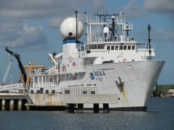 Watch a live webcast of an ocean expedition