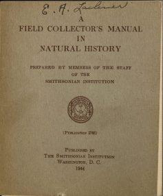 Field Collectors Cover