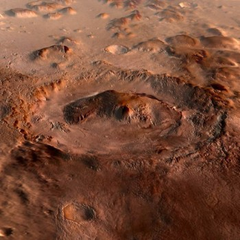 Ancient Martian Lake Could Have Sustained Life