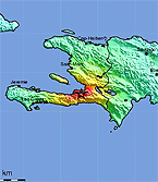 Seismology of Haiti Earthquake