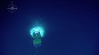 Science in the Headlamp: Jamie Austin Explores the Sea with a Live Global Audience